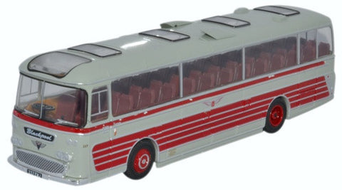 Oxford Diecast Plaxton Panorama Sheffield United Tours