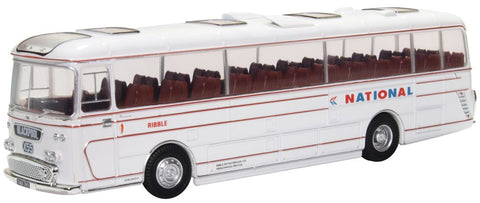 Oxford Diecast Plaxton Panorama NBC Ribble