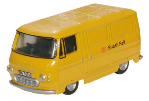 Oxford Diecast Commer PB Van British Rail - 1:76 Scale