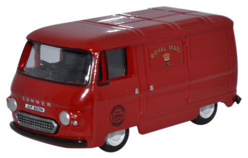 Oxford Diecast Commer PB Royal Mail - 1:76 Scale