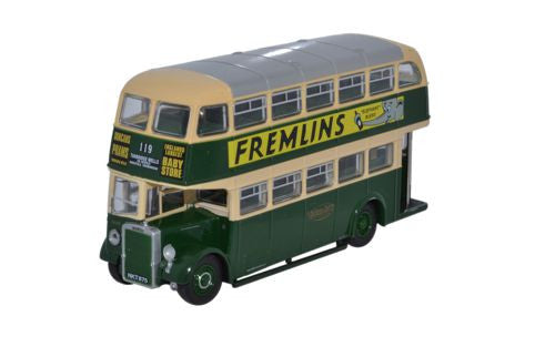 Oxford Diecast Leyland Titan PD2/12 Maidstone & District - 1:76 Scale