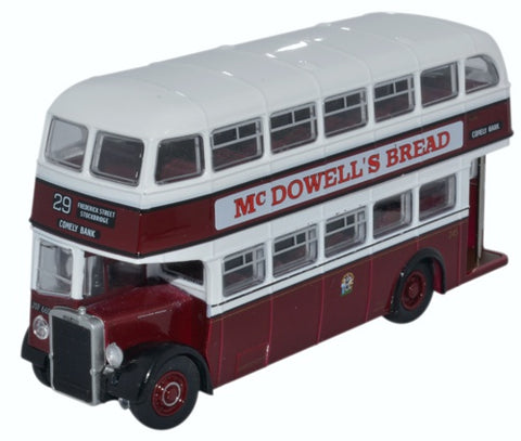 Oxford Diecast Leyland PD2/12 Edinburgh