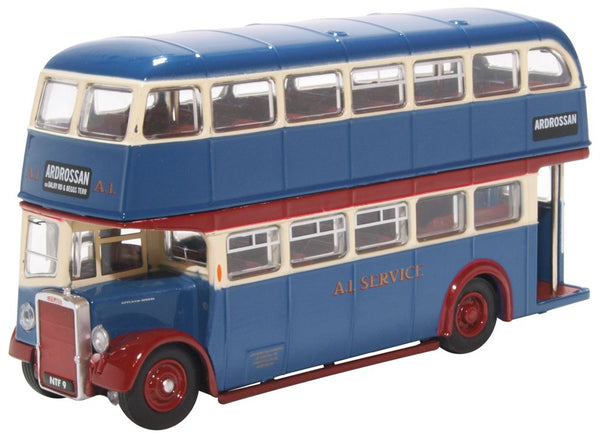 Oxford Diecast Leyland PD2/12 A1 Service