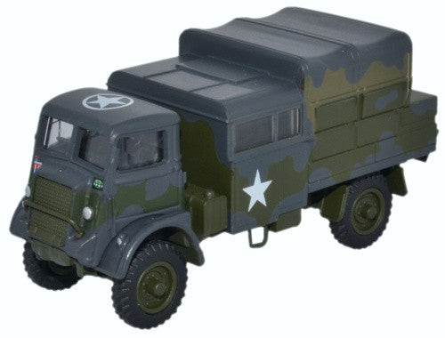 Oxford Diecast Bedford Qlb Light AA Reg.12 Corps Germany 1945