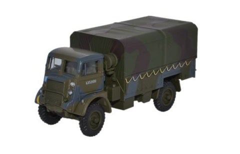 Oxford Diecast Bedford QLD 1st Armoured Division 1941 - 1:76 Scale