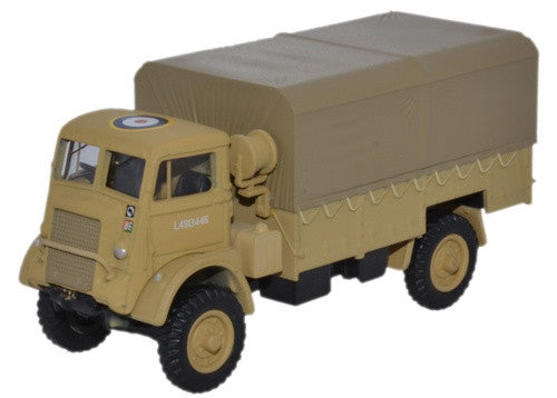 Oxford Diecast Bedford QLD RASC, 30 Corps, 8th Army 1942/3 - 1:76 Scale
