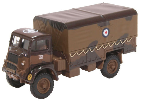 Oxford Diecast Bedford QLD RAF 2nd Tactical A F -84 Grp1944