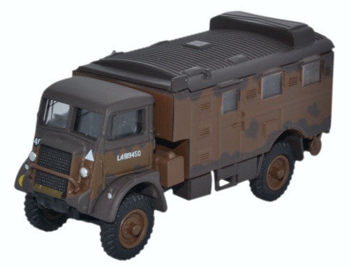 Oxford Diecast Bedford QLR 1st Infantry Division UK 1942