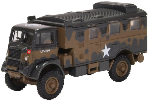Oxford Diecast Bedford QLR 8 Corps HQ NEW