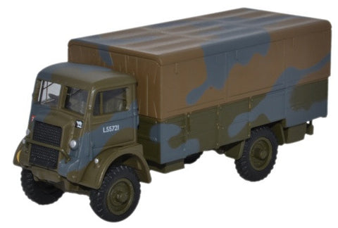 Oxford Diecast Bedford QLT 49th Infantry Division, UK 1942 - 1:76 Scal