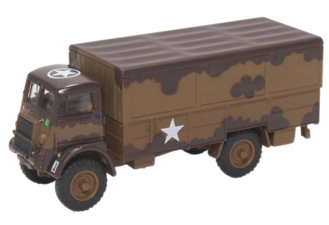 Oxford Diecast Bedford QLT 1st Polish Arm Div Netherlands 1944