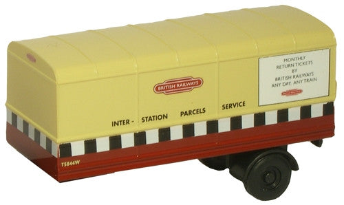 Oxford Diecast British Rail Two Piece Trailer - 1:76 Scale