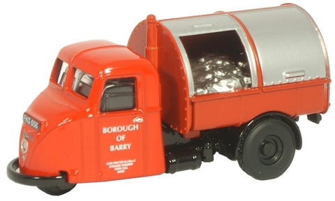 Oxford Diecast Borough of Barry Scarab - 1:76 Scale