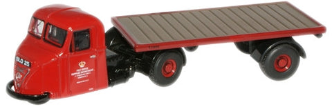 Oxford Diecast Post Office Scarab Flatbed - 1:76 Scale