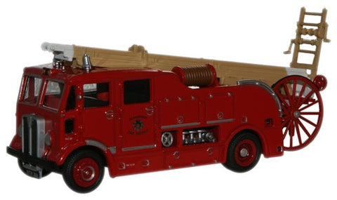 Oxford Diecast Glamorgan Fire Service Regent Fire Engine - 1:76 Scale