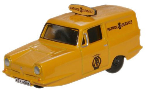 Oxford Diecast AA Reliant Regal Supervan - 1:76 Scale