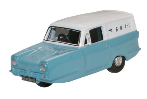 Oxford Diecast BOAC Reliant Regal Supervan - 1:76 Scale