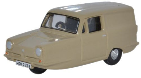 Oxford Diecast Reliant Regal Honey Beige - 1:76 Scale