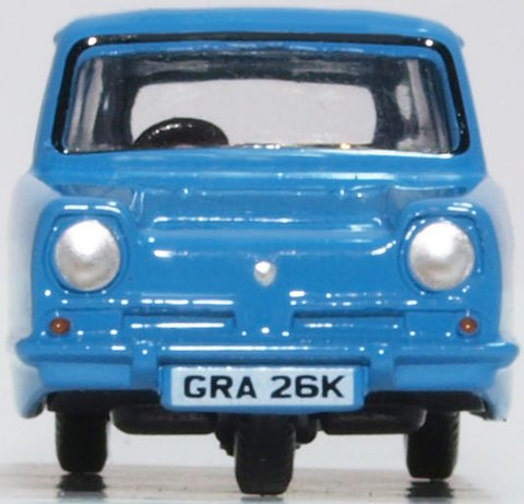 Oxford Diecast Reliant Regal Supervan Blue