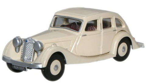 Oxford Diecast Ivory Riley Kestrel - 1:76 Scale