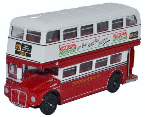 Oxford Diecast Routemaster Blackpool