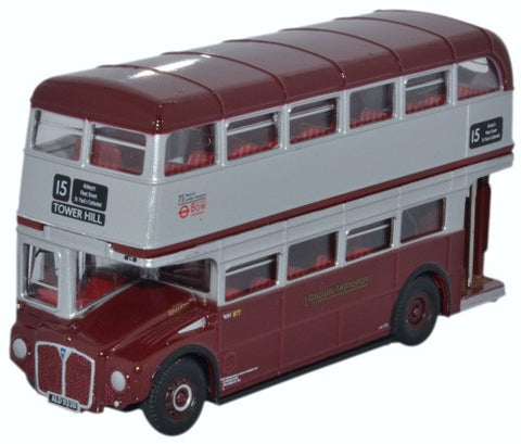 Oxford Diecast Routemaster  London Transport Bow Centenary