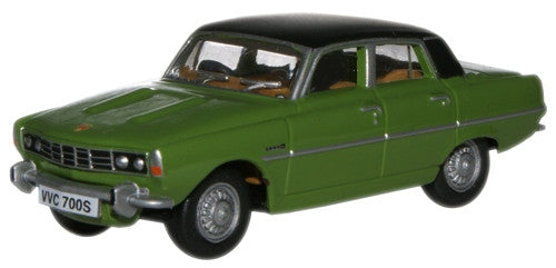 Oxford Diecast Rover P6 - 1:76 Scale