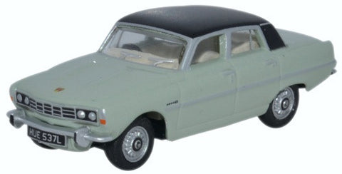 Oxford Diecast Rover P6 Lunar Grey