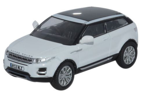 Oxford Diecast Range Rover Evoque - 1:76 Scale