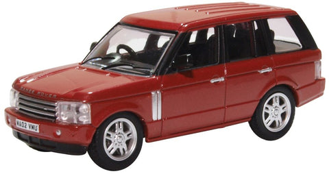 Oxford Diecast Range Rover 3rd Generation Alveston Red