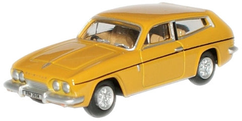 Oxford Diecast Nevada Yellow Reliant Scimitar GTE - 1:76 Scale