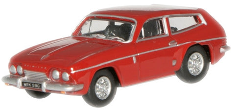 Oxford Diecast Red Reliant Scimitar GTE - 1:76 Scale