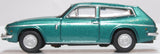 Oxford Diecast Reliant Scimitar Tudor Green Metallic
