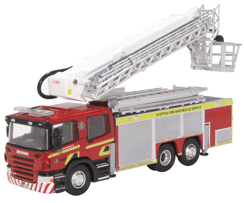 Oxford Diecast Scania ARP Scottish Fire & Rescue
