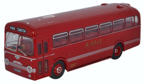 Oxford Diecast Saro Bus Ribble
