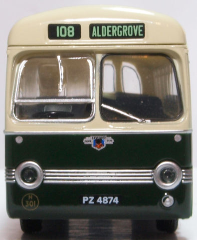 Oxford Diecast Saro BUS Ulster Transport Authority