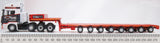 Oxford Diecast Scania Topline Nooteboom Low Loader Smiths, Bridgend