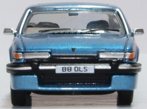 Oxford Diecast Rover SD1 3500 Vitesse Moonraker Blue