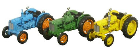 Oxford Diecast Triple Tractor - 1:76 Scale