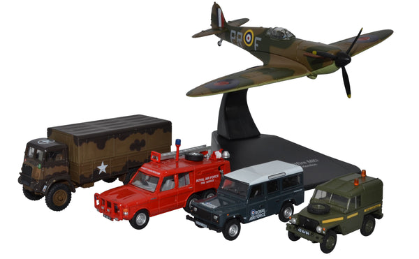 Oxford Diecast RAF Centenary Set