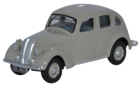 Oxford Diecast Standard Flying Twelve Grey
