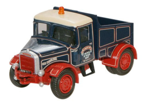 Oxford Diecast Old Peculier Scammell Highwayman Ballast - 1:76 Scale