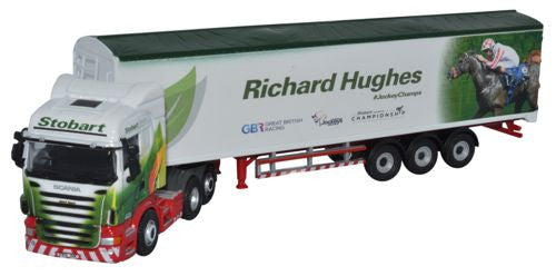 Oxford Diecast Stobart - Richard Hughes - 1:76 Scale