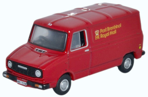 Oxford Diecast Sherpa Van Royal Mail Wales