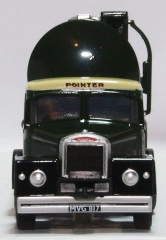 Oxford Diecast Scammell Highwayman Tanker Pointer