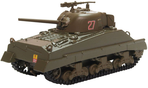 Oxford Diecast Sherman MKIII 4th/7th Royal Dragoon Guards, France 1944
