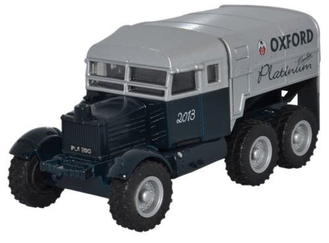 Oxford Diecast Scammell Pioneer Platinum 2013 - 1:76 Scale