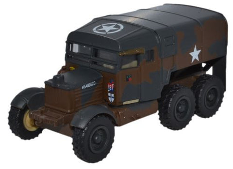 Oxford Diecast Scammell Pioneer Artillery Tractor 51 Heavy Regt., C Tr