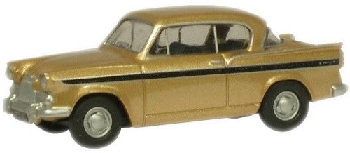 Oxford Diecast Aut Gold/Black Rapier MkIII - 1:76 Scale