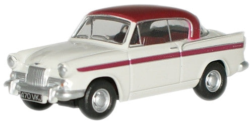 Oxford Diecast Pearl Grey/Pippin Red Rapier - 1:76 Scale